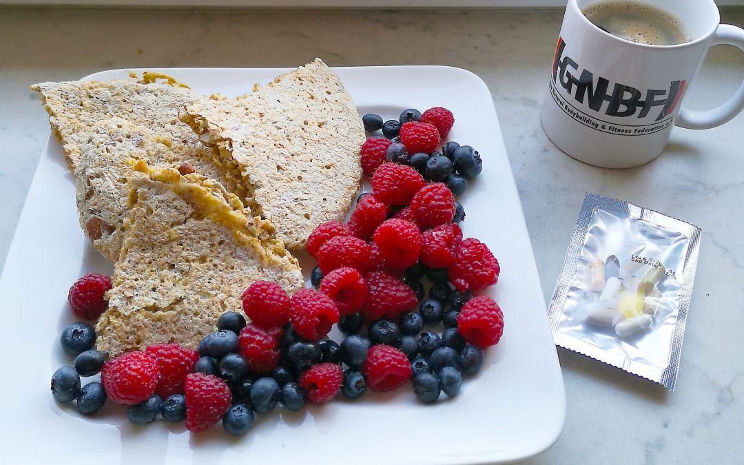 Haferpfannkuchen – Ein perfektes Frühstück